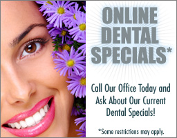 Gilbert Dental Specials Discount Coupon